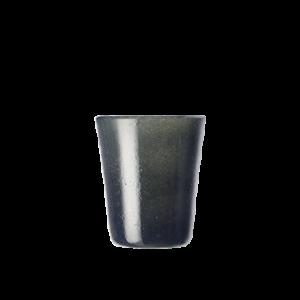 260 Magma Bicchiere in Pasta di Vetro Balena D17064 ML